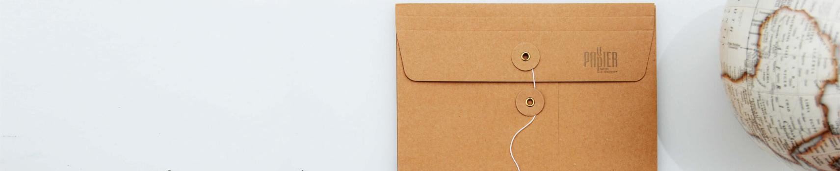 Le retour du Papier - Boutique en ligne